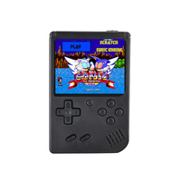 Ретро Мини Портативный Ручной игровой консоли игроки 3,0 дюймовая Игровая приставка 8 бит классический видео