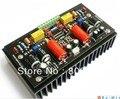 Собранный LM4702 Hifi Аудио усилитель мощности AMP совета с радиатором Класса AB 100 Вт + 100 Вт