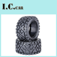 baja 5B rear all terrain tire for 1 5 HPI Baja 5B Parts Rovan KM