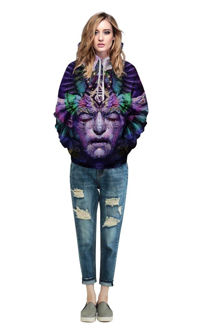 Mr.1991INC Space Galaxy Hoodeis Men/Women Hooded Hoodies With Cap 3d Sweatshirt Print Dreamlike Face Pullover Hoody Tracksuits Space Galaxy Hoodies Men/Women  Print Dreamlike Face Pullover HTB1thNoLXXXXXcDXXXXq6xXFXXXR