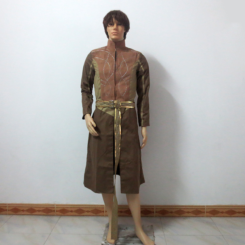 The Lord Of The Rings The Hobbit Legolas Christmas Party Halloween Uniform Outfit Cosplay Costume Customize Any Size