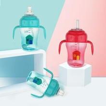 Suvi 2018 новая детская многофункциональная Питьевая чашка с