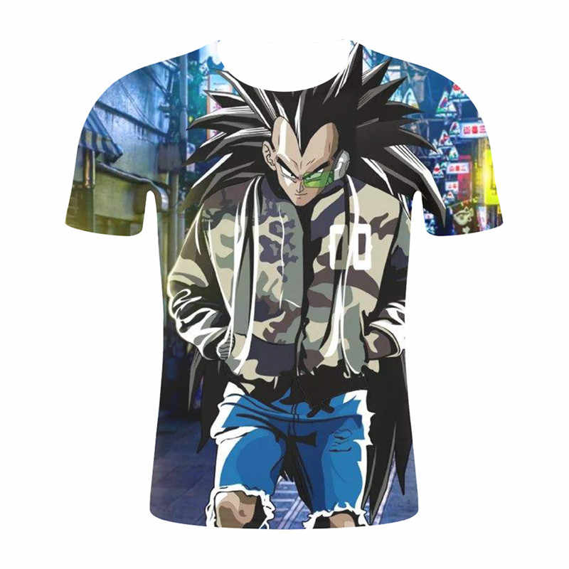 2019 Новая классная мужская одежда летние топы с коротким рукавом Футболка мужская женская цветная футболка горячая панк-рок одежда персонаж 3D футболки