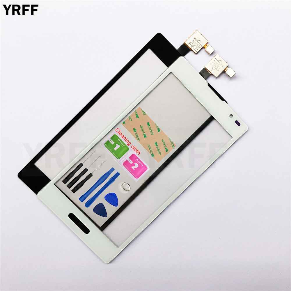 4.7'' Touch For LG Optimus L9 P760 P765 P768 P769 Touch Screen Digitizer Sensor Touch Glass Lens Panel Replacement