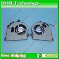 Original novo Laptop GPU + Ventilador de Refrigeração da CPU Para MSI GS70 GS72 MS-1771 MS-1773 3pin Ventilador CPU GPU GTX 765 M PAAD06015SL N269