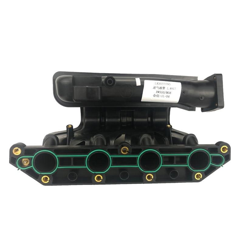 Collecteur d'admission assy. Avec joint pour chinois SAIC MG6 ROEWE 550 1.8T moteur Auto voiture moteur partie LKB000590 - 4
