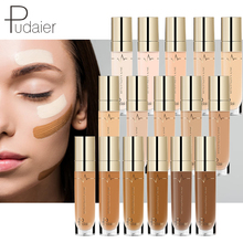Pudaier 22Color Face Concealer Cream Waterproof Brighten Whitening Makeup Foundation Base Cover Eye Dark Circles Corrector 4.5ML
