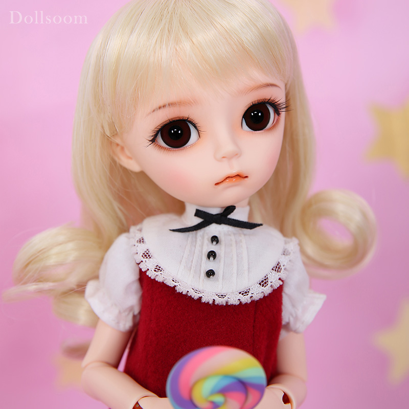 Free Shipping Mabelle Imda 3.0 BJD Dolls 1/6 Adorable High Quality Toys For Girls Birthday Xmas Best Gifts Oueneifs
