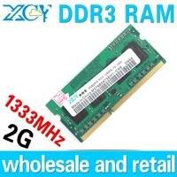 Wholesale Notebook Memory DDR3 2GB RAM Laptop Ddr3 Ram DDR3 1333MHZ SODIMM Cheap Pc Ram