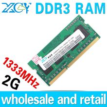 wholesale notebook memory DDR3 2GB RAM laptop ddr3 ram DDR3 1333MHZ SODIMM cheap pc ram