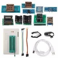 New Arrival TL866A USB Minipro Programmer 10x Adapter EEPROM FLASH 8051 AVR MCU SPI ICSP