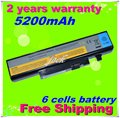 Bateria do portátil para lenovo y460 b560 v560 y560 121000916 jigu, 121000917, 121000918, 121001032, 121001033, 121001034, 57Y6440