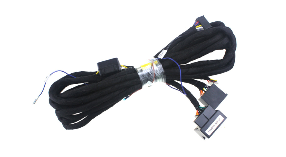 aliexpress com buy wiring harness cable 40 pin 5m extension aliexpress com buy wiring harness cable 40 pin 5m extension cable for bmw car dvd gps car radio stereo head unit from reliable wire cable harness