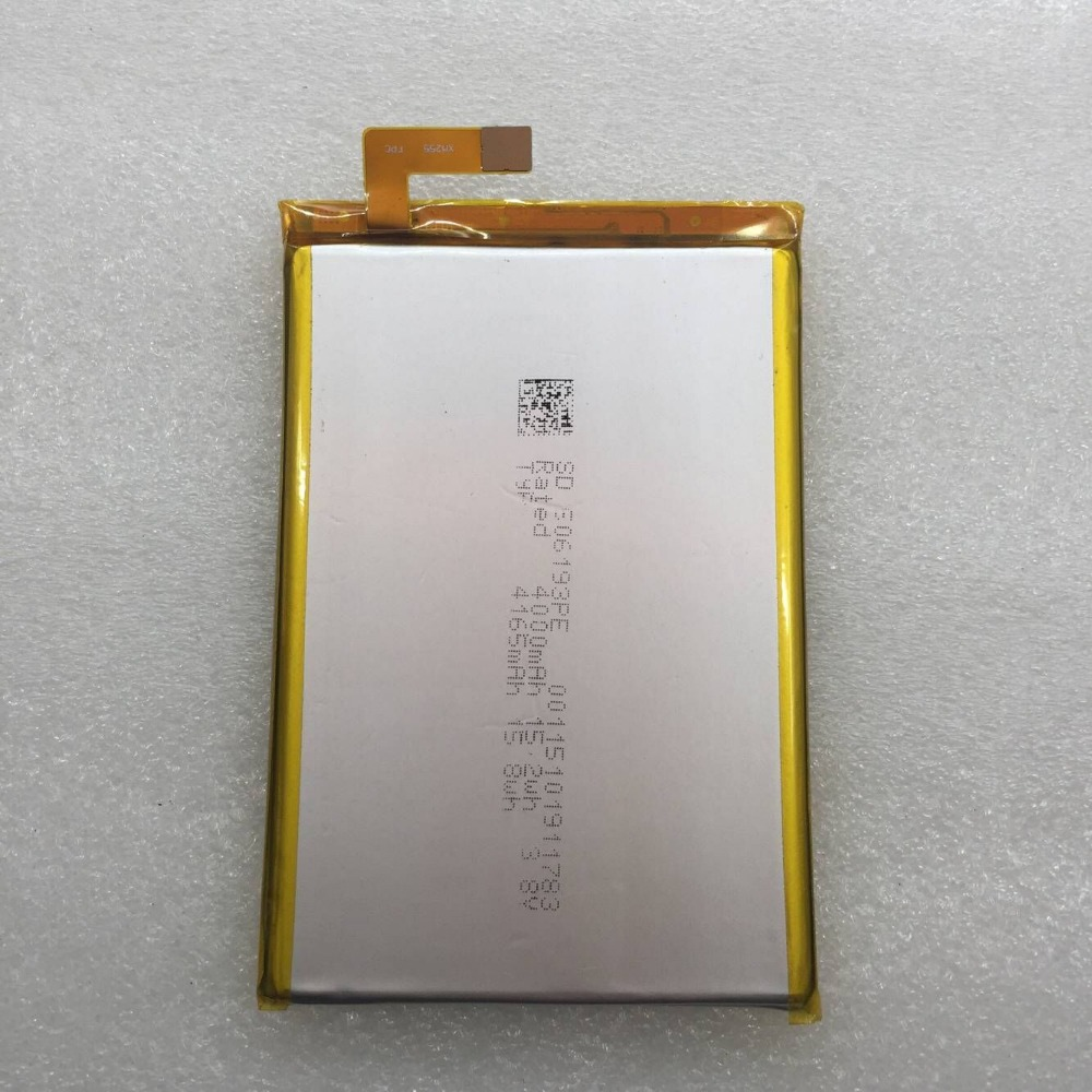 Mobile Phone Parts New For Elephone P8000 4165mah Battery 100% Original Backup For Elephone P8000 Smart Mobile Phone High Quality Goods