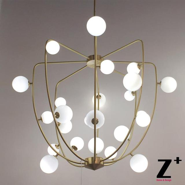 Replica Item Lindsey Adelman Cherry Cage G9 Led Chandelier Preorder