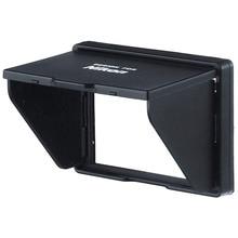N30 lcd Capa Protetor de Tela LCD Pop-up sun Sombra Escudo Tampa para a CÂMERA Digital PARA nikon D3300 D3200 D3100 D3000 D300S D3400