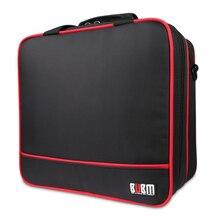 AIMA BUBM видео игры Сумки Чехол PS4 сумка для Sony PS4 тонкий водонепроницаемый цифровой сумка для хранения черный