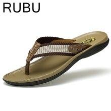 Flip Flops Men Sandals Summer slippers Shoes For Casual Walking Seaside Beach Breathable Men's Brand Designer Flats 2017 /03