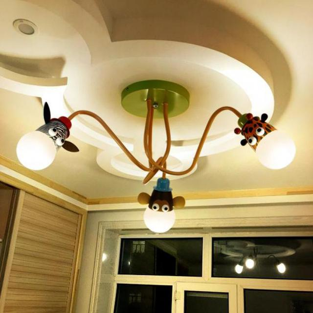 Childrens room light creative led ceiling lamp bedroom lights boys childrens room light creative led ceiling lamp bedroom lights boys girls study cartoon led eye care mozeypictures Image collections