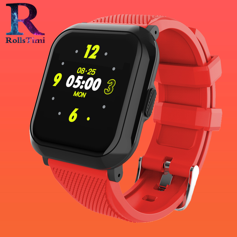 Rolls Timi  New Smart Watch Men/Women Heart Rate Monitor Blood Pressure Fitness Tracker Smart watch Sport Watch for android iosRolls Timi  New Smart Watch Men/Women Heart Rate Monitor Blood Pressure Fitness Tracker Smart watch Sport Watch for android ios