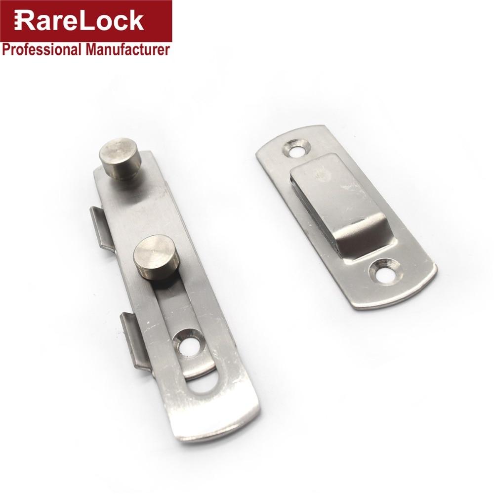 Lhx Amms93 5pcs 70mm100mm Hasp Latch Lock Sliding Door Simple