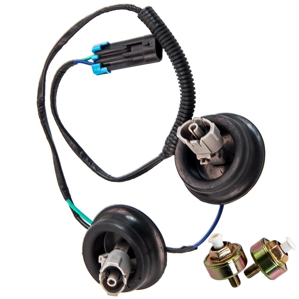 for gm dual knock sensors wire harness ls1 lq9 ls6 6 0l 5 3l 4 8 [ 1000 x 1000 Pixel ]
