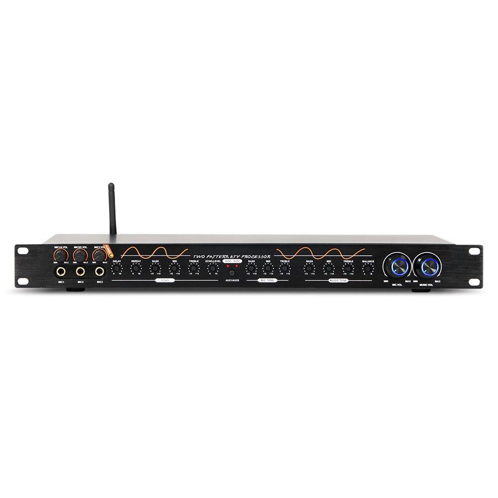 Hot-selling Bluetooth Anti-howling  Analog Audio Processor