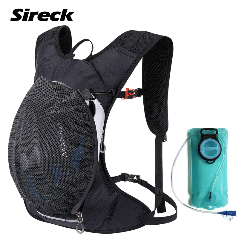 Sireck 2L Water Bag 3L Camping Backpack Waterproof Climbing Cycling Backpack Outdoor Sports Hydration Backpack Water Bladder Bag