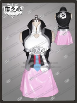 New!Anmie RWBY 2 A Set Fighting Nora Valkyrie Cosplay Costume Dress Free Shipping XS-2XL