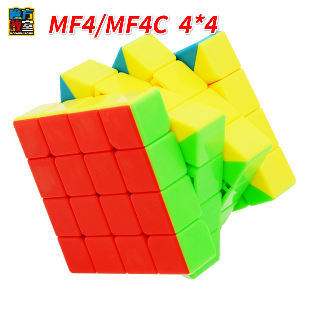 MoYu Mofan Classroom 4Layer MF4/MF4C 4x4x4 Cube Magic Cube Professional Puzzle Toys For Children 4*4MoYu Mofan Classroom 4Layer MF4/MF4C 4x4x4 Cube Magic Cube Professional Puzzle Toys For Children 4*4