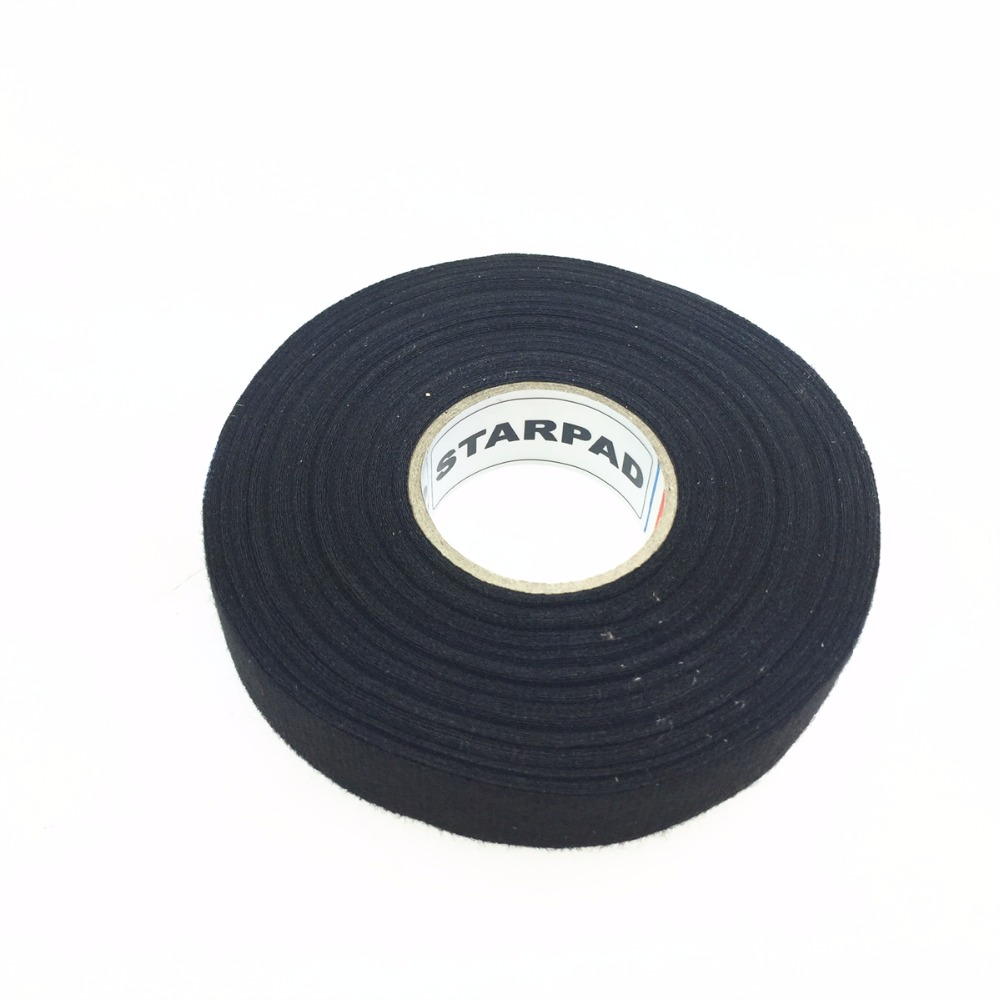 STARPAD Electric Vehicle Car Repair Parts Harness Velvet Tape High Temperature Environmental Insulation Tape 2pcs
