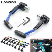 CNC Universal Motorcycle Brake Clutch Levers Protector Motorbike Lever Guard For DUCATI MONSTER ST2 ST4 748 996 998 GT1000 M900