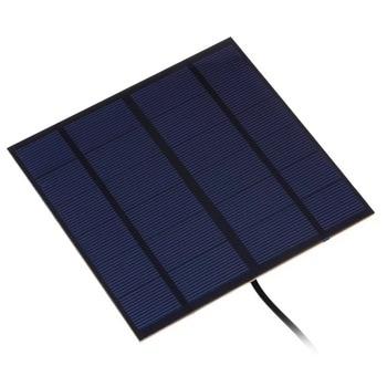 5W Solar Camping Panel  4
