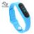 100% TTLIFE Nueva 0.69 pulgadas Táctil Bluetooth 4.0 Inteligente de Banda TPU Impermeable IP67 Inteligente Pulsera E06 Reloj para IOS/Android teléfono
