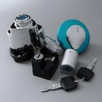For Honda Magna 250 CA250 VT400/750 Ignition Helmet Steering Lock Fuel Gas Cap