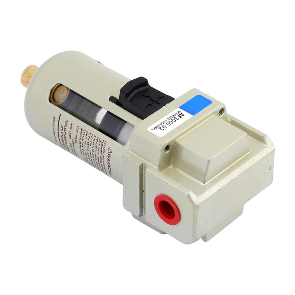AF3000-02 Air Filter Oil Water Separator 1500L/ Min 1 0mpa Replacement 1/4