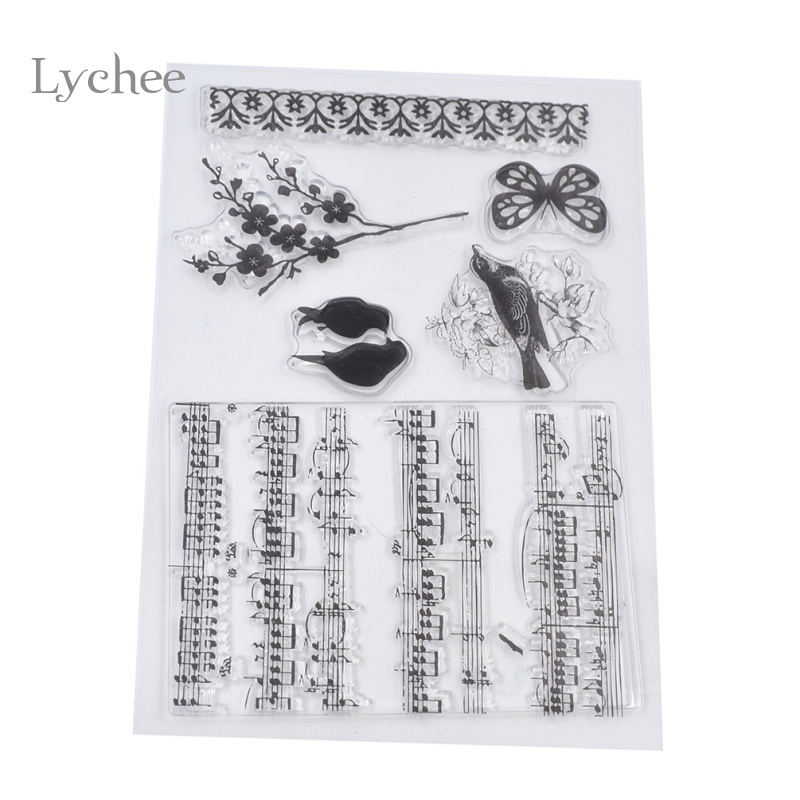 Music Note Stamp Promotion-Shop for Promotional Music Note Stamp ...