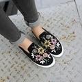 Sapatos de Cristal das mulheres da primavera casual Flats Marca Designer Flats Loafers Alpercatas Cravejado de Strass sapatos mocasines mujer