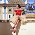 2017 Novas Mulheres Vestidos Champagne com Laço Vermelho do baile de Finalistas Vestido Curto do Regresso A Casa Mini Vestidos Vestido de Festa de Formatura Vestidos de Cocktail