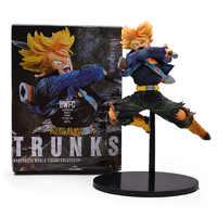 Dragon Ball Z BWFC Super Saiyan Trunks Figure PVC Action Figure Model Dragonball Trunks Toy Kids Toys For Children Free Shipping