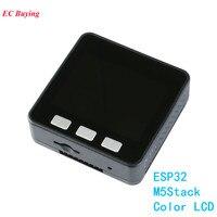 M5Stack MicroPython ESP32 Module for Arduino Core Basic PCB GROVE ESP 32 Development Board Color LCD WiFi BLE DIY
