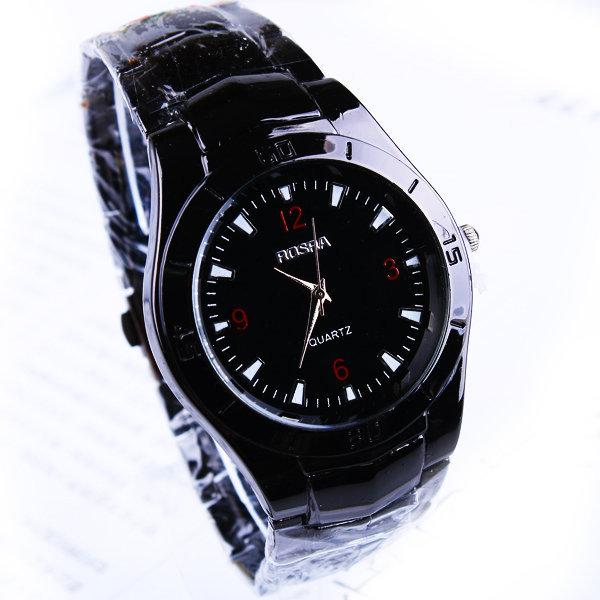 ac7a2b3b2ed781 EVSHSB (76) The Lowest Price Fashion Jewelry Steel Alloy Black Surface  Quartz Wrist Watch