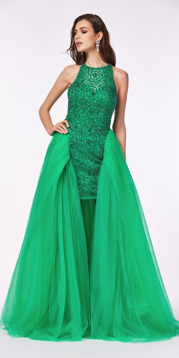 Online Buy Wholesale short front long back prom dress from China ...