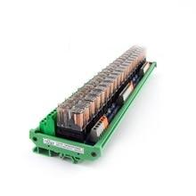 20-way relay module G2R-2 PLC amplifier board relay board relay module 24V12v compatible NPN/PNP цена и фото