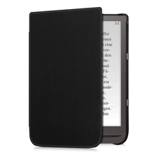 BOZHUORUI Smart Cover Case for 7.8 PocketBook 740 InkPad 3 eReader with Auto Wake/Sleep Magnetic Ultra-thin PU Leather