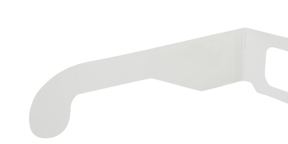 de papel Fogos de Artifício óculos Rainbow