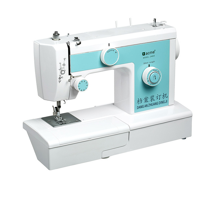 Free Shipping Origian New Chinese Famous Brand ACME Household Sewing Adorable Acme Sewing Machine