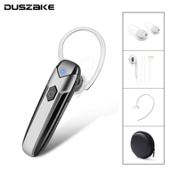 Bluetooth 4 1 Hands Free Headphone 30 Days Standy With Mic Earphone Voice Control In Car