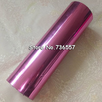 Free Shipping Purple Hot Foil Stamping Paper Heat Transfer Anodized Gilded Paper 21cm X 120m