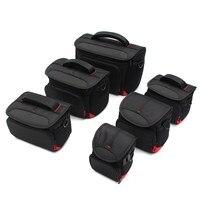 2017 New Arrival Waterproof Camera Shoulder Bag Carrying Case For Canon DSLR 1200D 550D 600D 650D